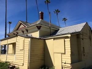 Top Gun House Yard